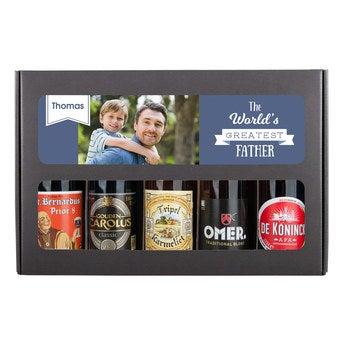 Bier Geschenkset Belgisches Bier