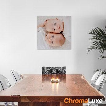 Fototafel ChromaLuxe 40x40 cm
