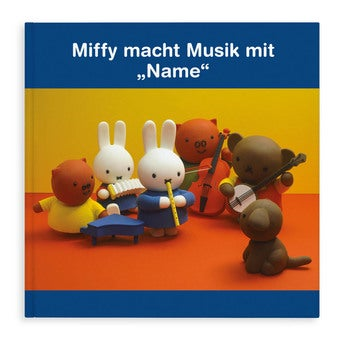 Miffy macht Musik Softcover