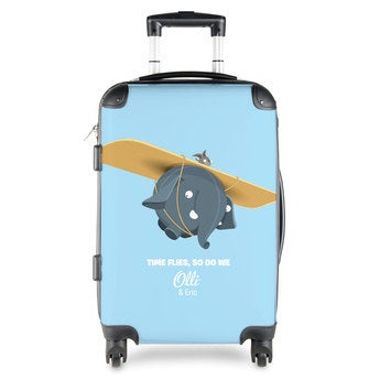 Olli Koffer mit Namen