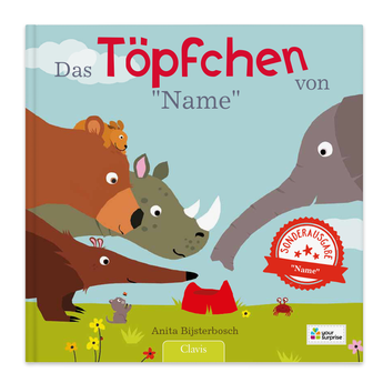 Kinderbuch Das Töpfchen von... Softcover