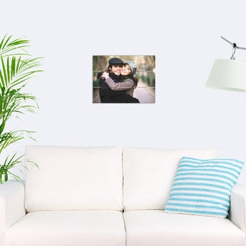 Foto auf Holz Bretter Horizontal (40x30 cm)
