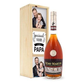 Cognac - Remy Martin VSOP - in kist