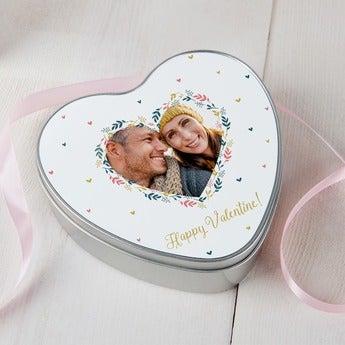 Gift tin - Valentine