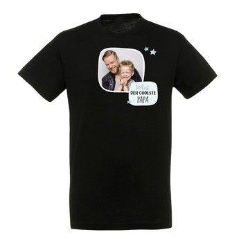 Vatertag T Shirt Schwarz S