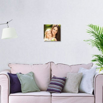 Fotoleinwand - 30x30x4 cm