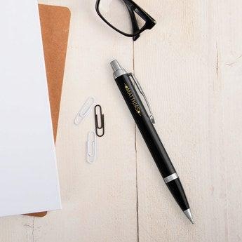 Parker IM Kugelschreiber Linkshänder (Schwarz)
