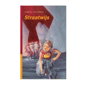 Boek met naam - Straatwijs (Softcover)