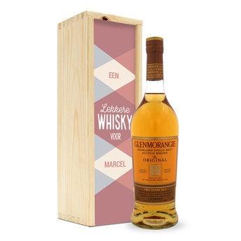 Whisky - Glenmorangie the original - in kist