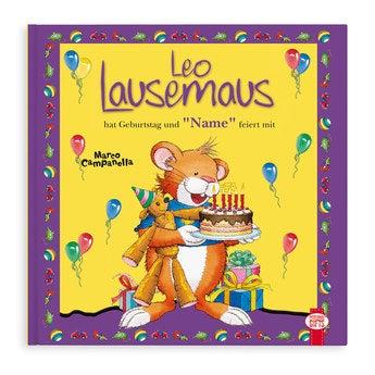 Leo Lausemaus hat Geburtstag Hardcover