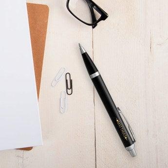 Parker IM Kugelschreiber Rechtshänder (Schwarz)