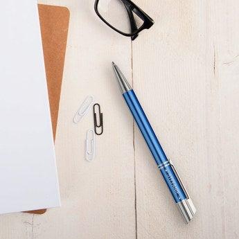 Viva Pens Tess Kugelschreiber Rechtshänder (Blau)