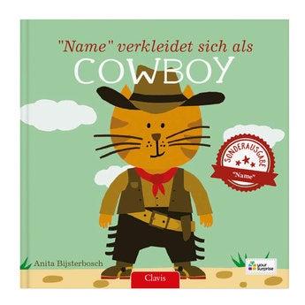 Kinderbuch Ich gehe als Cowboy Softcover