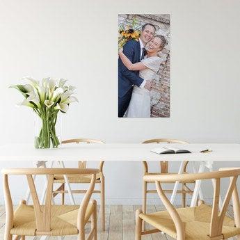 Fototafel ChromaLuxe 40x80 cm