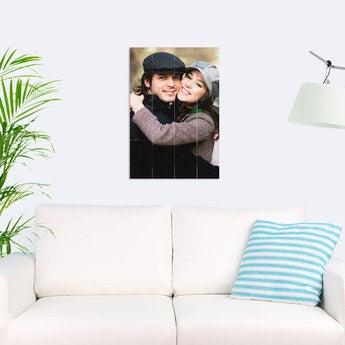 Foto auf Holz Bretter Vertikal (40x60 cm)
