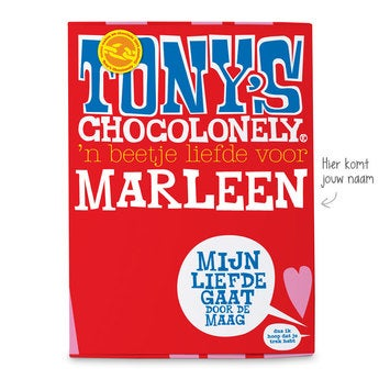 Tony's Chocolonely Giftbox Liefde (Melk)