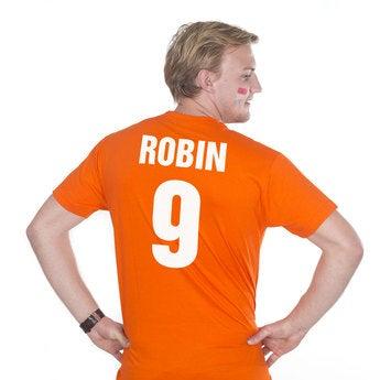 EM T Shirt Erwachsene Niederlande M