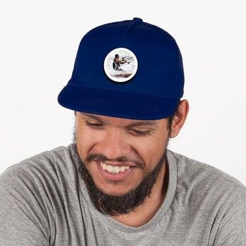 Basecap dunkelblau