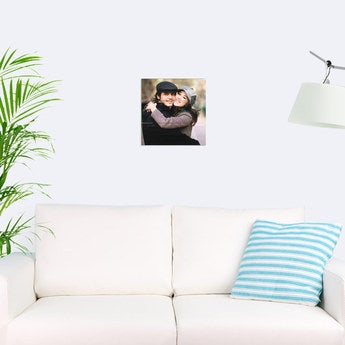 Foto auf Holz Bretter Quadratisch (30x30cm)