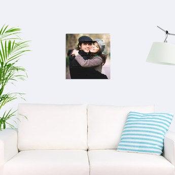 Foto auf Holz Bretter Quadratisch (40x40cm)