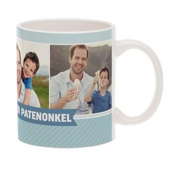 Tasse mit Foto Patenonkel