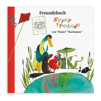 Freundebuch Softcover