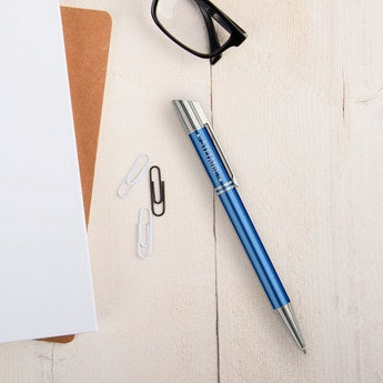 Viva Pens Tess Kugelschreiber (Blau)