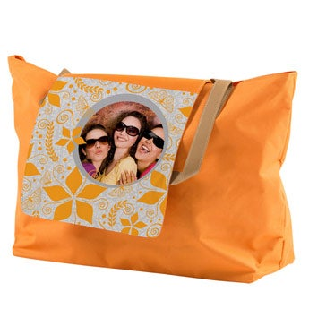 Shoppingbag Orange