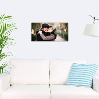Foto auf Holz Bretter Horizontal (60x30 cm)