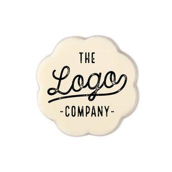 Pralinen mit Logo Rund