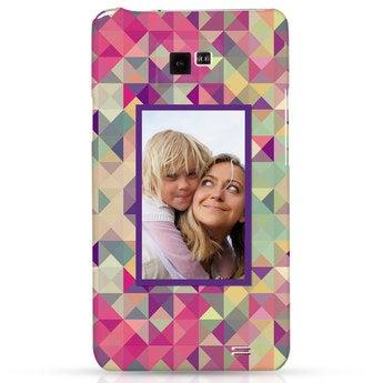 Telefoonhoesje - Samsung Galaxy S2 / S2 plus - Foto case rondom bedrukt