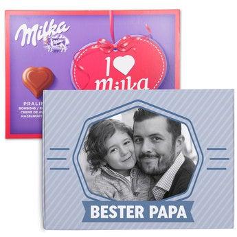 I love Milka Vatertag 110 Gramm