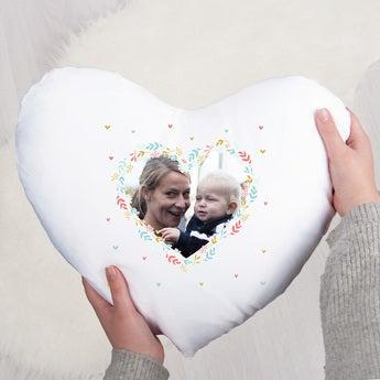 Kissen Muttertag Herz
