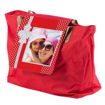 Shoppingbag Rot