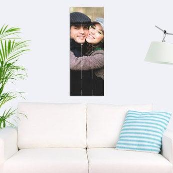 Foto auf Holz Bretter Vertikal (30x80 cm)