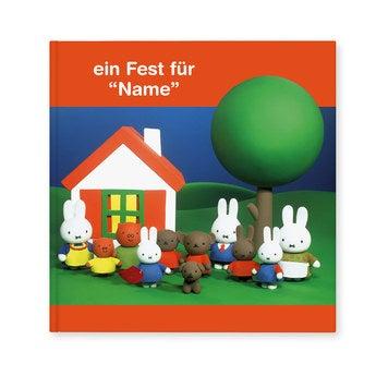 Buch mit Namen Miffy Ein Fest für dich (Hardcover)