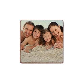 Photo chocolates cubes -18 pieces