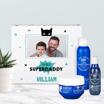Father's Day beauty box - Revitalising Ceremonies - Deluxe