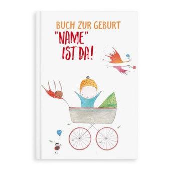 Buch mit Namen Geburtsbuch
