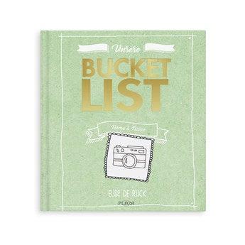 Das Bucket List Buch für Paare Softcover