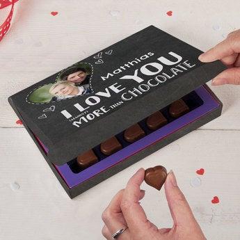 Sag es mit Milka Valentinstag 110 Gramm