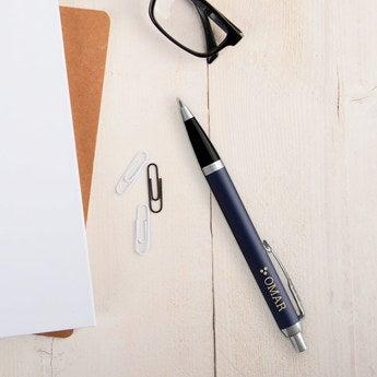 Parker IM Kugelschreiber Rechtshänder (Blau)