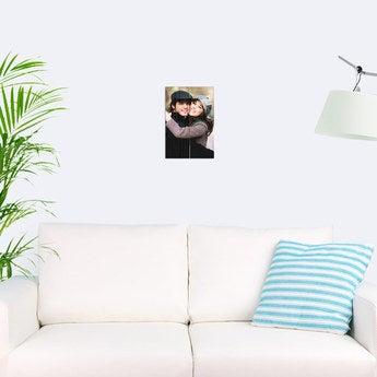 Foto auf Holz Bretter Vertikal (20x30cm)
