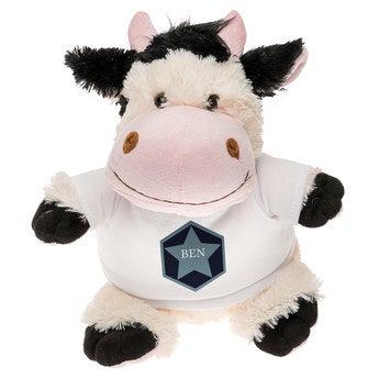 Kuscheltier Kuh
