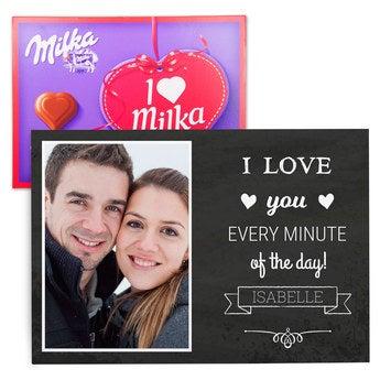 Sag es mit Milka Valentinstag 220 Gramm
