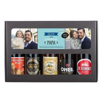 Vatertagsbier Belgisches Bier