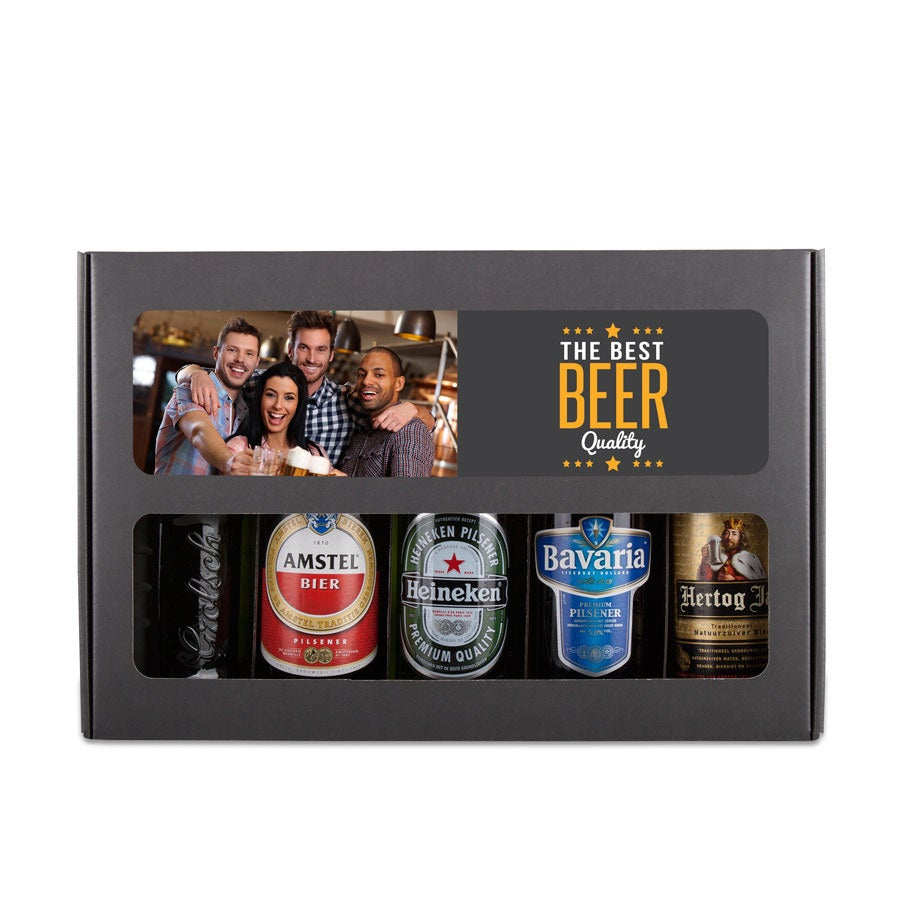 Bierpakket Hollands