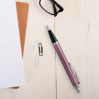 Parker IM Kugelschreiber Rechtshänder (Lila)