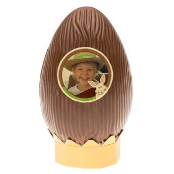 Chocolate Easter Egg - Milk
