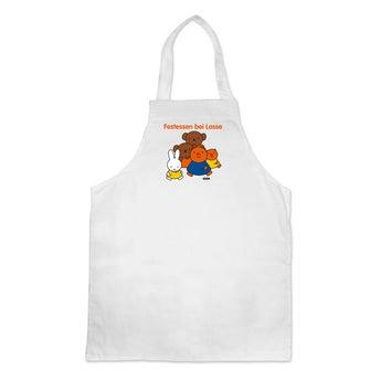 Miffy Kinderschürze Weiß